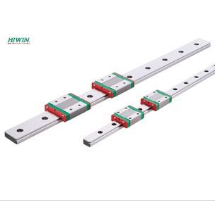 上银MGW系列小型宽幅不锈钢直线导轨